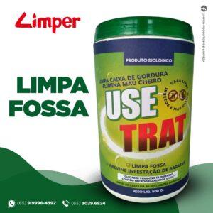 LIMPA FOSSA USE TRAT