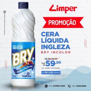 CERA BRY INCOLOR 12X750ML