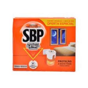 INSETICIDA SBP 45 NT AP+REFIL